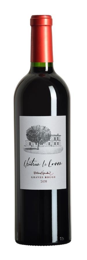 Château Le Cossu - Graves Rouge 2018