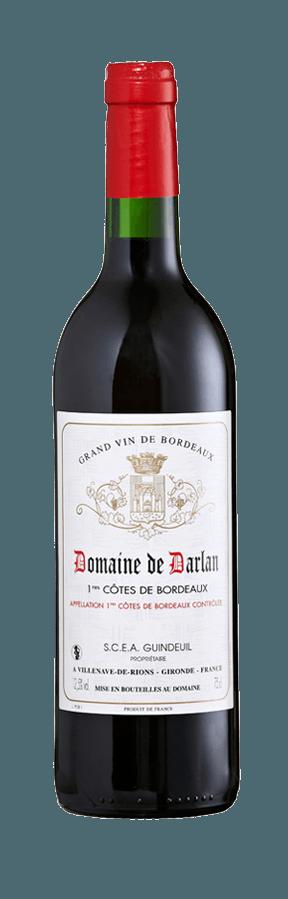 vin rouge cotes de bordeaux 2002