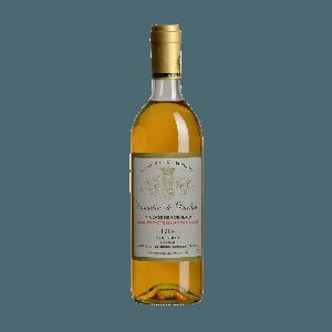 1988-vin-guindeuil-cotes-darlan-blanc-sémillon-liquoreux-sucré