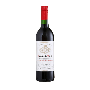 vin rouge cotes de bordeaux 2000