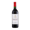 vin rouge cotes de bordeaux 2004